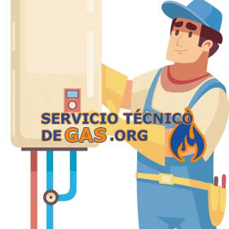 Revisones de Gas Natural Benaocaz